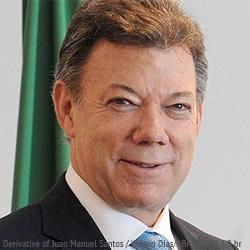 Juan Manuel Santos. Foto: Agência Brasil