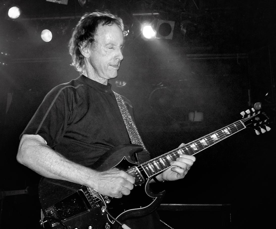 Robby Krieger, Gitarrist der Doors