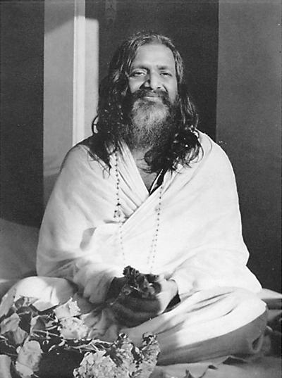 Maharishi Mahesh Yogi (1960)